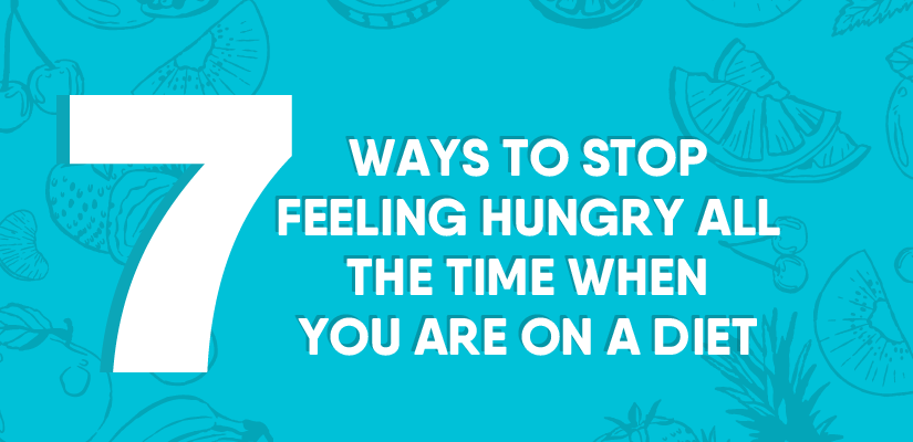 Stop feeling Hungry